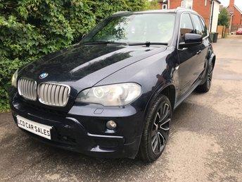 2008 BMW X5 3.0D M SPORT AUTOMATIC 282 BHP - SEVEN SEATS - FULL SERVICE HISTORY,  £8790.00