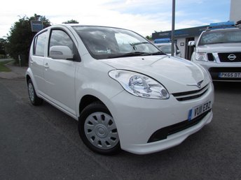 2011 PERODUA MYVI 1.3 EZI 5d AUTO 86 BHP £2995.00