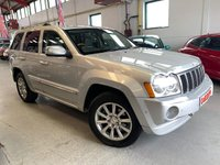 USED 2007 57 JEEP GRAND CHEROKEE 3.0 V6 CRD OVERLAND 5d AUTO 215 BHP