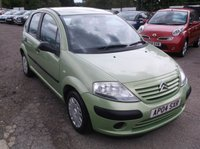 USED 2004 04 CITROEN C3 1.1 L 5d 60 BHP Great Value Vehicle, Long MOT, Drives Lovely.