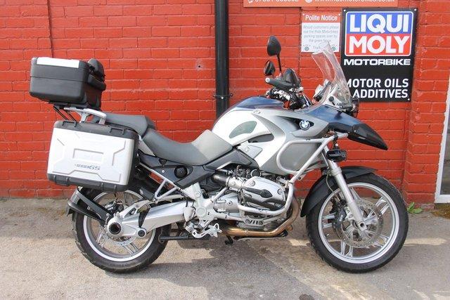 2006 06 BMW R SERIES 1170cc R 1200 GS 04