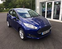 USED 2016 16 FORD FIESTA 1.25 ZETEC THIS VEHICLE IS AT SITE 2 - TO VIEW CALL US ON 01903 323333