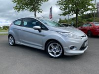 USED 2010 10 FORD FIESTA 1.6 ZETEC S TDCI 3d 94 BHP FULL SERVICE HISTORY, 12  MONTHS MOT, AIR CON, ALLOYS,ONLY £20 ROAD FUND, GREAT MPG