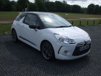 USED 2012 62 CITROEN DS3 1.6 e-HDi Airdream Ultra Prestige Diesel 3 door £0 tax. Full service history.
