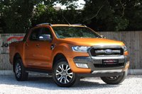 USED 2016 16 FORD RANGER 3.2 WILDTRAK 4X4 DCB TDCI AUTO 200 BHP