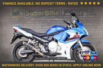 2009 SUZUKI GSX650