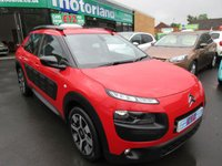 USED 2015 65 CITROEN C4 CACTUS 1.6 BLUEHDI FLAIR 5d 98 BHP ** 01543 379066 ** JUST ARRIVED ** FULL SERVICE HISTORY **