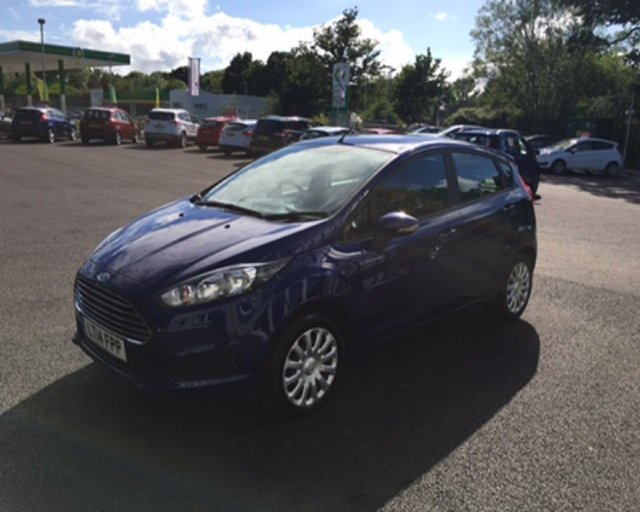2014 14 FORD FIESTA 1.25 STYLE
