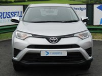 USED 2016 16 TOYOTA RAV4 2.0 D-4D ACTIVE 5d 143 BHP