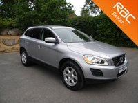 USED 2012 12 VOLVO XC60 2.4 D3 SE AWD 5d AUTO 161 BHP Low Miles For Age! Sat Nav! Alloy Wheels, Full Leather Heated Seats, Cruise Control, Electronic Boot