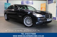 USED 2012 12 BMW 7 SERIES 3.0 730D SE 4d AUTO 242 BHP Low Deposit Finance Available