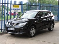 2016 NISSAN X-TRAIL 1.6 DCI VISIA 5d Cruise Front & rear parking sensors £SOLD