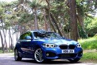 2016 BMW 1 SERIES 1.6 120i M SPORT 3d AUTO 170 BHP £15950.00