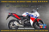USED 2017 67 HONDA CBR125 ALL TYPES OF CREDIT ACCEPTED GOOD & BAD CREDIT ACCEPTED, OVER 600+ BIKES IN STOCK
