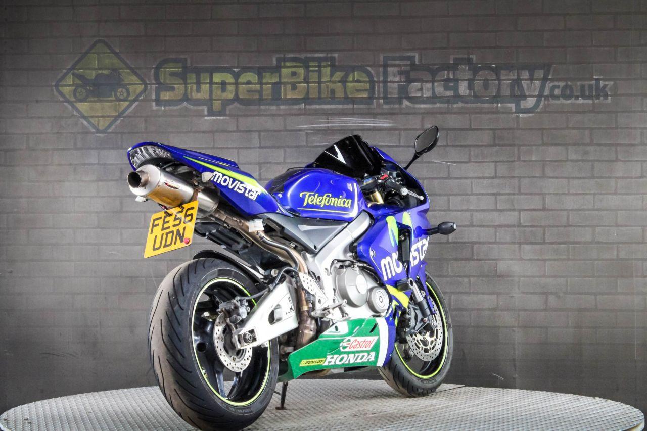 2006 Cbr600rr Specs