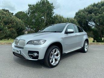 2012 BMW X6 3.0 XDRIVE40D 4d AUTO 302 BHP £14950.00