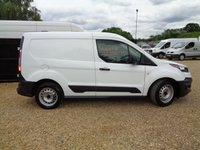 USED 2017 66 FORD TRANSIT CONNECT 1.5 220 5d 100 BHP EURO 6