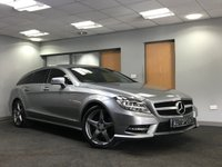 USED 2013 MERCEDES-BENZ CLS CLASS 2.1 CLS250 CDI BLUEEFFICIENCY AMG SPORT 5d AUTO 202 BHP+++PALLADIUM SILVER+++