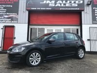 USED 2014 14 VOLKSWAGEN GOLF 1.6 TDI 105 SE 5dr