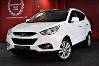 USED 2012 12 HYUNDAI IX35 2.0 PREMIUM CRDI 4WD 5d 134 BHP