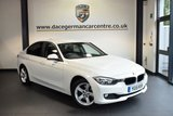"""USED 2015 15 BMW 3 SERIES 3.0 330D XDRIVE SE 4DR AUTO 255 BHP full bmw service history *NO ADMIN FEES* FINISHED IN STUNNING ALPINE WHITE WITH FULL LEATHER INTERIOR + FULL BMW SERVICE HISTORY + SATELLITE NAVIGATION + BLUETOOTH + REAR-VIEW CAMERA + HEATED SEATS + DAB RADIO + CRUISE CONTROL + LIGHT PACKAGE + RAIN SENSORS + AUTO AIR CON + PARKING SENSORS + 17"""" ALLOY WHEELS"""