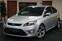 USED 2010 06 FORD FOCUS 2.5 ST-3 3d 223 BHP