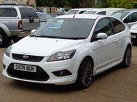 2009 FORD FOCUS 1.8 ZETEC S S/S 3d 124 BHP £3150.00
