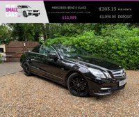 USED 2012 61 MERCEDES-BENZ E CLASS 2.1 E220 CDI BLUEEFFICIENCY SPORT 2d AUTO 170 BHP FULL LEATHER 18 INCH ALLOYS HEATED SEATS SERVICE HISTORY
