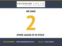USED 2013 13 JAGUAR XF 2.2 D SE BUSINESS 4d AUTO 163 BHP DAB Radio+Navigation+Bluetooth And Full Service History