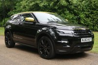 USED 2013 63 LAND ROVER RANGE ROVER EVOQUE 2.2 SD4 SPECIAL EDITION 3d AUTO 190 BHP
