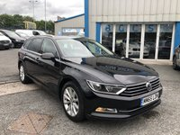 2015 VOLKSWAGEN PASSAT 2.0 SE BUSINESS TDI BLUEMOTION TECH DSG 5d AUTO 148 BHP £8450.00