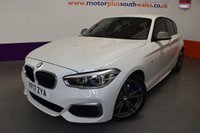 USED 2017 17 BMW 1 SERIES 3.0 M140I 5d AUTO 335 BHP