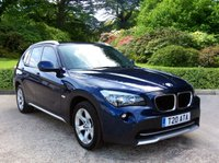 2010 BMW X1 2.0 SDRIVE20D SE 5d 174 BHP £6490.00