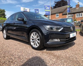 2015 VOLKSWAGEN PASSAT 1.6 SE BUSINESS TDI BLUEMOTION TECHNOLOGY 4d 119 BHP £11695.00