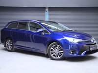 USED 2015 15 TOYOTA AVENSIS 2.0 D-4D BUSINESS EDITION PLUS 5d 141 BHP