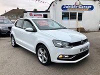 USED 2014 64 VOLKSWAGEN POLO 1.2 SEL TSI DSG 5d AUTO 109 BHP One Owner, Full History, Automatic, Great Spec!