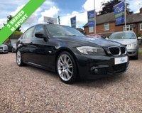 USED 2011 11 BMW 3 SERIES 2.0 320D M SPORT 4d 181 BHP