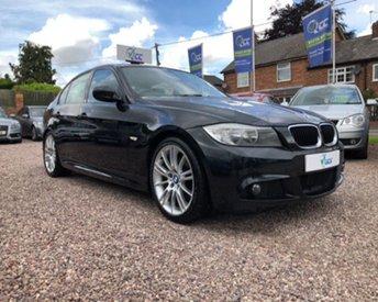 2011 BMW 3 SERIES 2.0 320D M SPORT 4d 181 BHP £9195.00
