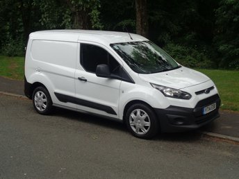 2014 FORD TRANSIT CONNECT 1.6 200 P/V 1d 74 BHP (FINANCE AVAILABLE) £6495.00