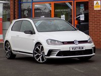 USED 2017 17 VOLKSWAGEN GOLF 2.0 TSI GTi Clubsport 40 3dr DSG  ** Leather + Nav + Adaptive Cruise **