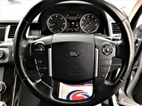 USED 2010 LAND ROVER RANGE ROVER SPORT 3.0 TDV6 HSE 5d AUTO 245 BHP
