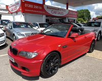2004 BMW 3 SERIES 3.0 330CI SPORT 2d 228 BHP £3495.00