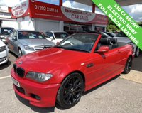 USED 2004 54 BMW 3 SERIES 3.0 330CI SPORT 2d 228 BHP