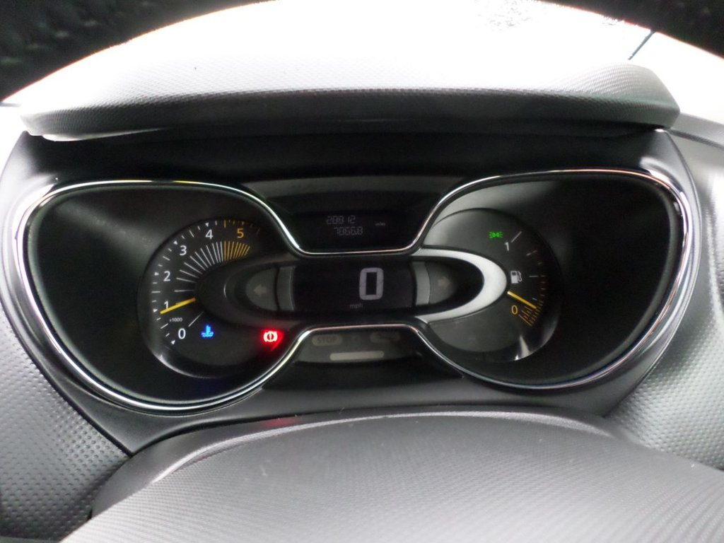 2014 Renault Captur Dynamique S Medianav Energy DCI S/S