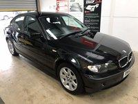 USED 2003 52 BMW 3 SERIES 1.8 316I SE 4d 114 BHP