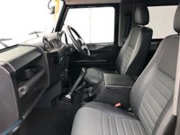 USED 2011 61 LAND ROVER DEFENDER 2.4 90 TD XS STATION WAGON 3d 121 BHP