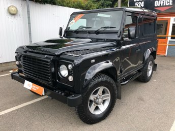 2011 LAND ROVER DEFENDER 2.4 90 TD XS STATION WAGON 3d 121 BHP £25990.00