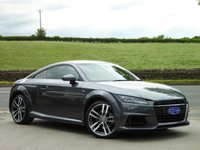 USED 2015 65 AUDI TT 2.0 TDI ULTRA S LINE 2d 182 BHP FULL SERVICE HISTORY, OUTSTANDING EXAMPLE
