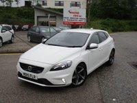 2015 VOLVO V40 1.6 D2 R-DESIGN 5d 113 BHP £9950.00