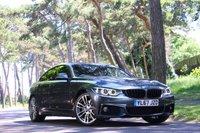 2018 BMW 4 SERIES 3.0 440I M SPORT GRAN COUPE 4d AUTO 326 BHP £27990.00